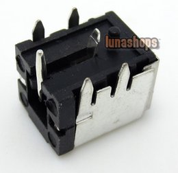 Wholesale DC0121 DC power charger port Adapter For TOSHIBA Satellite A15 A70 A75 A79 M30X M35X LN003701