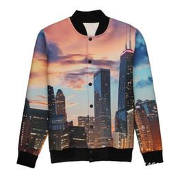 2015 winter autumn women men harajuku jacket Casual man city jacket 3d galaxy Print car coat veste femme clothes plus size