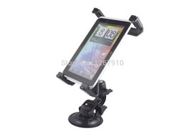 Wholesale HOT Top Quality Car Pad Holder Mount on Windshield Automobile stand for Tablet Stent GPS Navigator