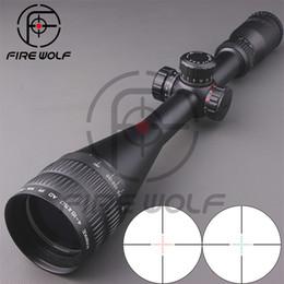 Wholesale 2016 New Hawke Sport x50 AOE Riflescope R G illuminated Riflescope Reticle Shotgun Rifle sniper Scope for hunting