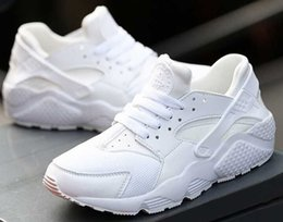 zapatillas marca hombre 2016 mens fashion laser equipment unisex jogging shoe huarchs walking shoe women casual shoes
