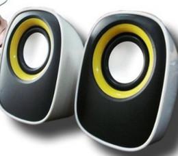 Accessoires audio portables à vendre-Ordinateur accessoires haut-parleur USB de l'ordinateur mini haut-parleur petit ordinateur portable audio mini haut-parleur pingouin oeuf
