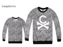 Wholesale new2014 Mens Crooks and castles Sweatshirts New leisure sweaters male clothing sportswears retail Size M XXL