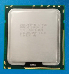 Wholesale Original Intel Core i7 Quad Core Processor GHz MB Cache LGA1366 W Desktop i7 CPU for X58 Platform