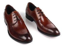 2015 NEW Arrival Groom shoes Men's Fashion Shine leather shoes wedding dress shoes for men 2color