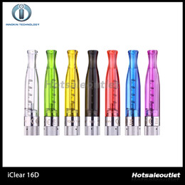 Wholesale Innokin iClear D Bottom Dual Coil Clearomizer Replaceable ml Clearomizer Original