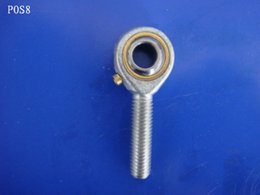 Wholesale Rod ends bearings POS8 Plain bearings POS8 Rod end joint mm famale rod ends thread bearing
