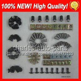 Wholesale Fairing bolts full screw kit For SUZUKI KATANA GSXF600 GSXF F600 GSX600F GSX F A14 Body Nut Nuts bolt screws