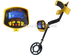 Wholesale MD II Ground Searching metal detector MD3010 Net finder Gold detector Treasure Hunter MD