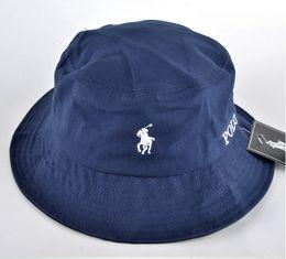 Wholesale New Unisex bucket hats Fashion Street men s hip hop Casquettes bobs gorras bones Fisherman caps boonie hat