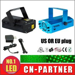 Wholesale Manufacturers Blue Black Mini Laser Stage Lighting mW Green Red Laser DJ Party Stage Light Disco Dance Floor Lights