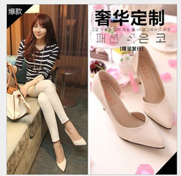 Sexy high heels women shoes zapatos mujer ladies shoes women pumps Europe and America fashion wedding shoes high heels