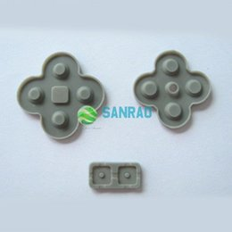 Wholesale-Button silicone pad set for Nintendo DSL