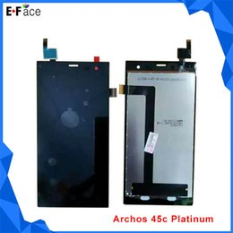Wholesale Phone replacement lcd with touch screen For Archos c Platinum Free DHL Shipping