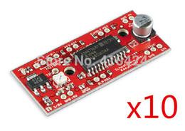 Wholesale Stepper motor driver board for mini Laser engraving machine laser cnc parts EasyDriver Driver V44