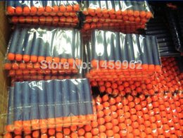 Wholesale 800pcs Nerf N strike Elite Rampage Retaliator Series Blasters Refill Clip Darts electric toy gun soft nerf bullet