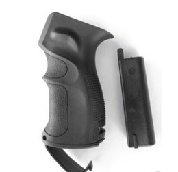 Wholesale Ade Advanced Tactical Model Pistol Grip for Rifle ABS Black Matte by DHL free ship