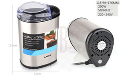 Wholesale Electric grinder BM Bohn electric coffee grinder American coffee machine with high quality coffee grinder