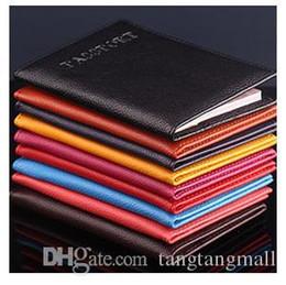 New High Quality Leather Women Passport Holder Couple Models Women's Travel Passport Cover Unisex Card Case Man Card Holder A3