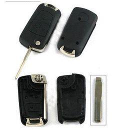 Wholesale NEW Replacement Shell Modified Flip Folding Key Shell Case FOB Button for Opel Vectra Antigo Omega Suprema Agile Montana M39610 car