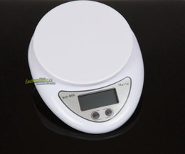 Wholesale Small White g g Electronic LCD Digital Kitchen Scale Diet Food Meat Cooking Measuring Weighing Gram Scale
