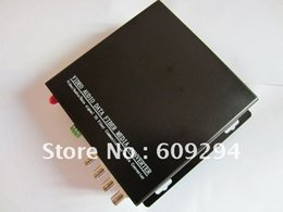 Wholesale-Hot Video Optical Transceiver-4 Channels video optical digital converter( transmitter receiver)