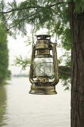 Retro kerosene lantern lamp Corridor lights bedroom room study modern creative decoration LED reading lamp