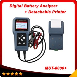Wholesale MST with Detachable Printer Digital Battery Analyzer mst