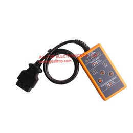 electronic parking tool Canada - new Volvo Service Reset & EPB Electronic Park Brake Tool Volvo repair tool volvo airbag reset tool with free ship