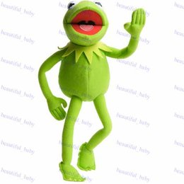 Wholesale Original The Muppets Film Kermit Plush Figure Toy quot cm Frog Stuffed Animals Soft Kids Baby Toys for Children Gifts
