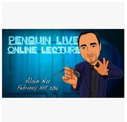 Wholesale 2016 Alain Nu Penguin Live Online Lecture