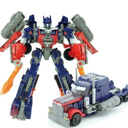 Wholesale New Transformation Optimus Prime Dinosaur Robot Car Action Figure Anime Toys Doll Cartoon Model Boy Toys Kids Brinquedos Gifts