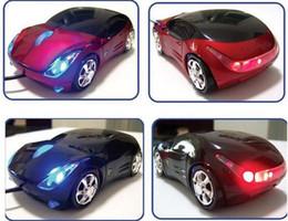 3D car Shape Optical USB Mouse for PC Laptop (black)