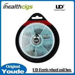 Wholesale-100% Youde UD Ferris wheel coil box youde Accessories