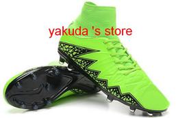 Wholesale Hypervenom Phantom Premium FG Soccer Shoes Online selling Soccer Cleats Football boots turf shoe Cheap Discount Soccer Shoe Sport Shoe
