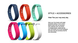 Wholesale Fitbit Flex Wristband Wireless Activity Sleep Best Tracker Smart Watch Original Hot Sale smartband Wrist band for apple iphone ios android