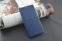 Promotion couleur de titulaire de la carte Pour la galaxie S6 S6 cas de bordure ultra-mince portefeuille en cuir cas de carte de crédit avec stand support couleur de mélange