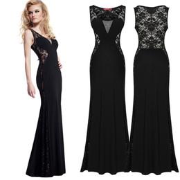 Free shipping Ladies Formal Elegant Floral Evening Wedding Ball Gown Bodycon Maxi Long Dresses Elegant, fashion 0005