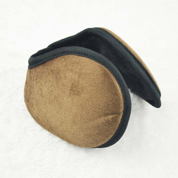 Wholesale-Unisex New Men Women Winter Ear Muffs Warmers Wraps Earmuffs Earwarmers