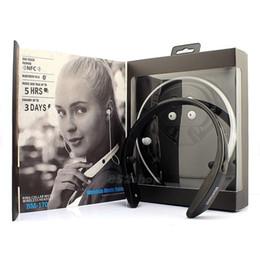 BM-170 BM 170 Sports Neckband Wireless Stereo Headset Bluetooth V4.0 Earphone In ear headphone For iPhone LG Samsung US06