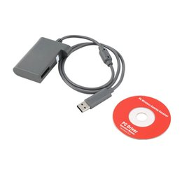Argentina Hard Drive HD de transferencia de datos de cable de cable Kit de enlace para Xbox 360 HDD USB Connector al por mayor Suministro