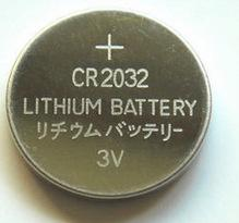 Wholesale 2015 Limited Cr2032 Button Cell Battery Hot Wheels Bicycle Lights Valve Button sized Ithium ion Without Retail Packing