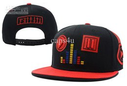 Wholesale Music Headphone Snapback White Black Blue Cotton street hip hop headwear mix order adjustable baseball basketball football sports hats