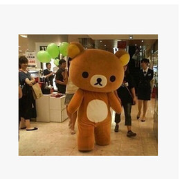 Wholesale Big style Rilakkuma Mascot Costumes Rilakkuma Mascot Costumes Manufacturer Supplier Advertising dress Exporter