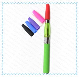 Wholesale Silicone Mouthpiece Cover Drip Tip Test Tips tester Mixed Package For CE4 CE5 Clearomizer MT3 Atomizer Protank Disposable