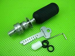 Haoshi 10Pin Adjustable Tubular Manipulation Pick - TPXA-10 locksmith opener lock tools