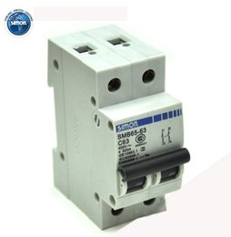 Wholesale Officially Licensed Simon air switch Miniature Circuit Breaker SMB65 C63 P A