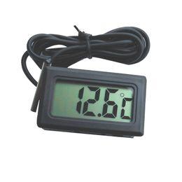 Измеритель температуры панели Онлайн-1PC Новый LCD поступление горячей продажи цифровой термометр Панель измеритель температуры Инструменты, свободная перевозка груза падения A3