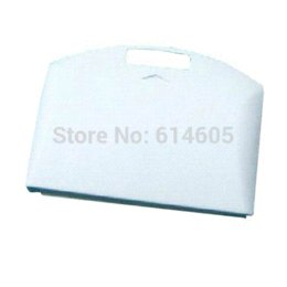 White Battery Protector Cover Door Repair Parts Replacement for Sony PSP 1000 Console door coat parts generator