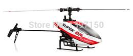Promotion walkera super Gros-Walkera super CP 6CH 3D RC travail Hélicoptère avec DEVO 6S DEVO7 DEVO DEVO 7E F7 DEVO10 DEVO8S DEVO 12S émetteur optionnel 6ch